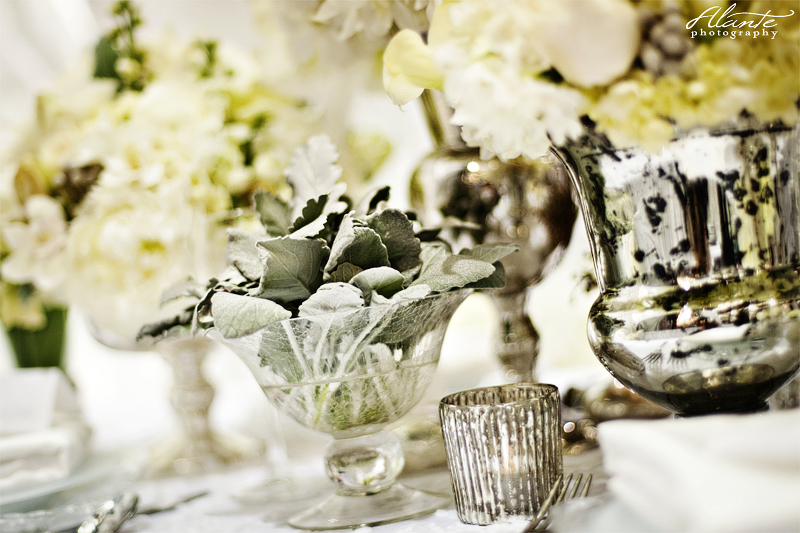 Vintage Wedding Vases