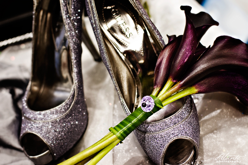 of a fixation lately with purple and silver or grey for wedding colors