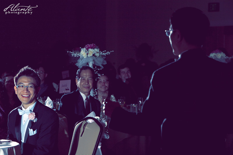 Lighting is soooo key to a great image in a ballroom setting